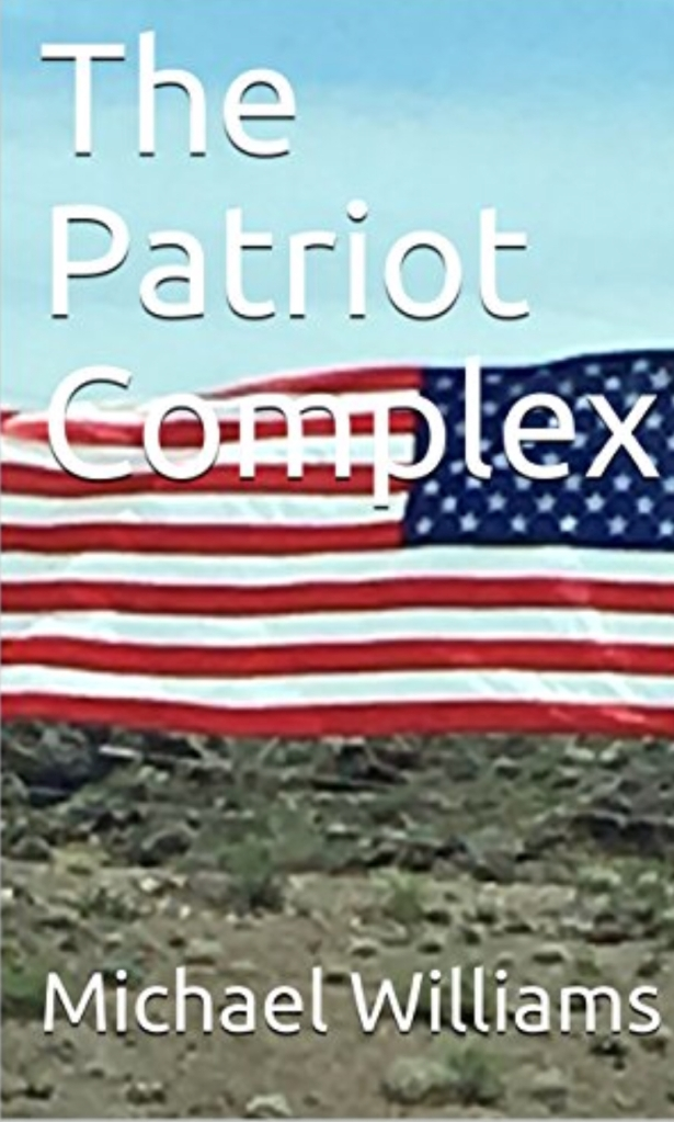 The Patriot Complex Book Cover